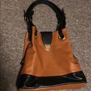 Used bag by Kathy Ireland